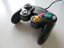ORIGINALE NINTENDO GAMECUBE CONTROLLER NERO BLACK