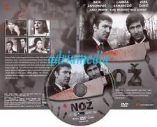 NOZ DVD Zika Mitrovic Serbien Hrvatska Miljenko Prohaska Janez Vrhovec Kroatien