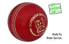 MADE to Order SUPERIOR Speciale Cricket Sfere: CLUB, le leghe, SCUOLA: bulk buy