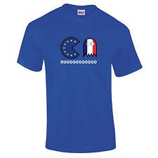 Europäische Union verlassen EU Exit Frankreich keine Kampagne Pac Referendum Lustig T-Shirt