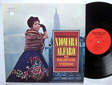 XIOMARA ALFARO en NUEVA YORK con Joe Cain y su Orchestra EXCELLENT vinyl LP
