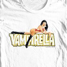 Vampirella T-Shirt VMP125 retro horror comics pin up girls Elvira graphic tee