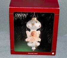 Carlton Cards Heavenly Angel Christmas Blessings Ornament