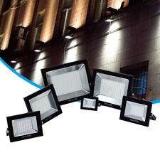 LED Floodlight Motion PIR Sensor Security Outdoor Flood Light Lamp IP65