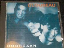 CLOUSEAU - DOORGAAN (Tot je niet meer op je benen kan staan) (CD - 1992)