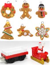 Santa Christmas Tree train set lego Disney en Bois Thomas Aucune batterie moulé sous pression NEUF
