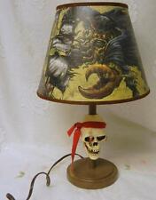 Disney Pirates of the Carribean Flying Dutchman Halloween Table Lamp