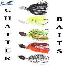 3/8oz Chatterbait Lures Spinnerbaits Dera Spinner Buzz Bait Bass Barra Cod Perch
