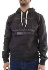 Smith & jones Sweater Men extraordinaria charcoal Marl