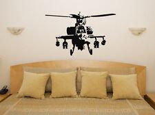Banksy Elicottero veicolo Wall Art decalcomania Sticker foto decorare