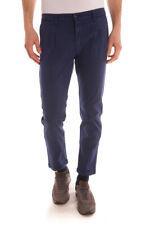 Pantaloni Daniele Alessandrini Jeans Trouser -45% Uomo Blu PJ5387L6503500-3