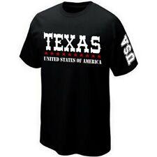 T-Shirt TEXAS USA - ETATS UNIS - UNITED STATES - ★★★★★★