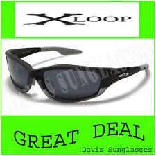 Mens Designer X Loop Sunglasses XL32601 UV400 Davis E5