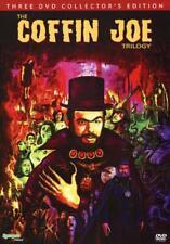 THE COFFIN JOE TRILOGY NEW DVD