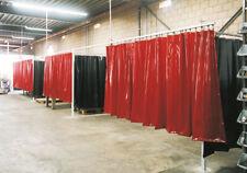 Heavy Duty Industrial Commercial PVC Vinyl Welding Curtain Walls NEW