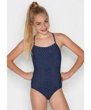 Boobs&Bloomers Mädchen Gepunktet Badeanzug Jolie Bathingsuit Dot Gr.: 128 bis S