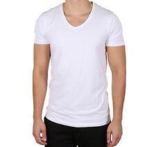 Jack & Jones Basic Shirt [S-M-L-Xl-Xxl]V-Neck O-Neck short Sleeve 12059219