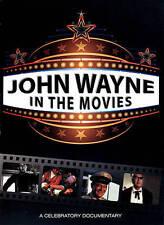 John Wayne at the Movies (Sealed DVD)
