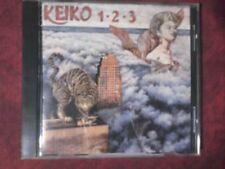 MCNAMARA KEIKO TRIO- KEIKO 1-2-3. (SPLASCH RECORDS) CD.