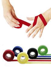 6x KK Sporttape farbig 2cm x 10m Tape Sportlertape Fingertape Verband (0,14 €/m)