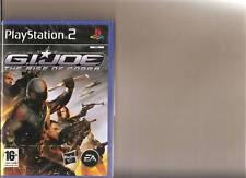 G I Joe Rise of Cobra PLAYSTATION 2 PS2 PS 2 Neuf Scellé