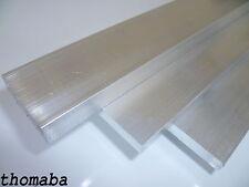 Alu Aluminium Flach Flachstange 20x12mm// 0,5 Meter Lang