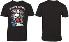UFC Season's Beatings T-Shirt - Black - Size S/M/L/3XL  *NWT*