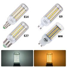 GU10 G9 E27 E14 7W 10W 15W LED Mais Lampe Birne Glühbirne SMD Leuchtmittel Licht