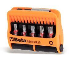 BETA TOOLS ITALIA TORX STELLA CACCIAVITE Bit Set T7-T40