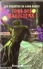 Randall Garret - Tous des magiciens / Abysses / Fantasy