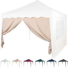 Seitenteil Seitenwand Pavillon 3x3m Faltpavillon mit Reißverschluss 6 Farben