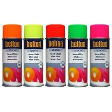 Belton Neon Lack Spraydose 400ml Sprühdose für innen und außen einsetzbar