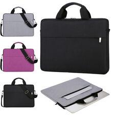 Handbag Laptop Sleeve Case Cover For MacBook HP Dell Lenovo 13 14 15 inch