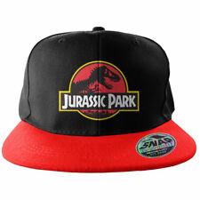 Officially Licensed Jurassic Park Baseball Adjustable Size Snapback Cap
