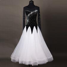2018 NEW Ballroom Competition Dance Dress Modern Waltz Tango Standard Dress