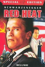 Red Heat (DVD, 2004, Special Edition) Arnold Schwarzenegger