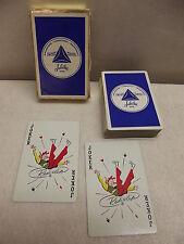 Vintage Advertising Brown & Bigelow Playing Cards Nice Jokers