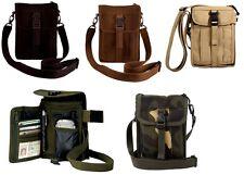 travel portfolio bag shoulder canvas various colors rothco 2325