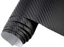 6,55€/m²  Premium 3D Carbon Folie schwarz BLASENFREI Auto Folie Klebefolie Auto