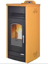 Termo stufa a pellet idro Laminox Ester termostufa 16 kw scalda fino 420 mc