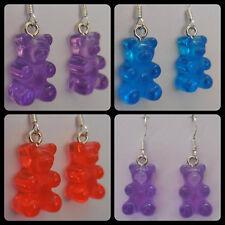 Hansel's gummibar! earrings gummy bear lollies lolly sweet kitsch Hedwig