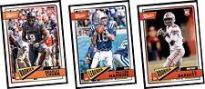 2018 Classics Base Set Singles NFL Football Trading Sports Cards Panini #151-300