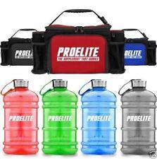 ProElite 6 Comida Curación PREP bag + FREE 2.2l Galón Jarra + MEZCLADOR