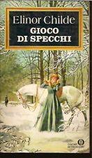 OSCAR MONDADORI # 1437-ELINOR CHILDE-GIOCO DI SPECCHI-1981-SM89