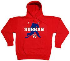 "PK Subban Montreal Canadiens ""Air Subban"" jersey SWEATSHIRT HOODIE"