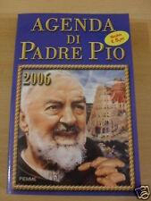 AGENDA DI PADRE PIO EDIZIONI PIEMME 2006