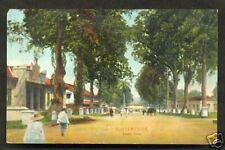 Bogor Buitenzorg Djalan Besar Java Indonesia ca 1910