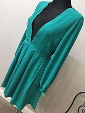 ASOS - Reclaimed Vintage Kimono Wrap Dress With Trim Detail (AS-28/16)