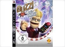 Buzz Quiz World (Sony PlayStation 3, 2009) - European Version