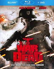 War of the Dead (Blu Ray) No DVD Copy